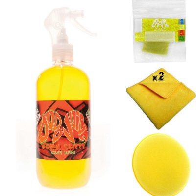 Dodo Juice 55g Car Clay Bar & Lube Kit - Born Slippy 500ml