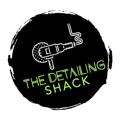 The Detailing Shack logo