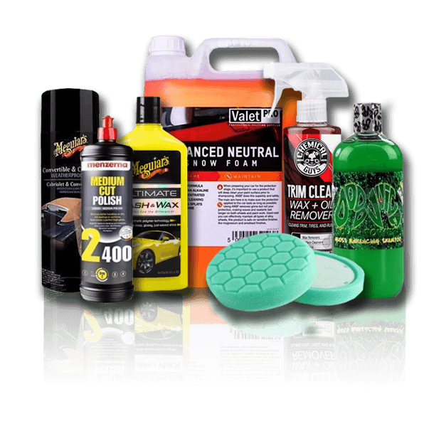 Car Cleaning Supplies >> The Detailing Shack The Detailing Shack